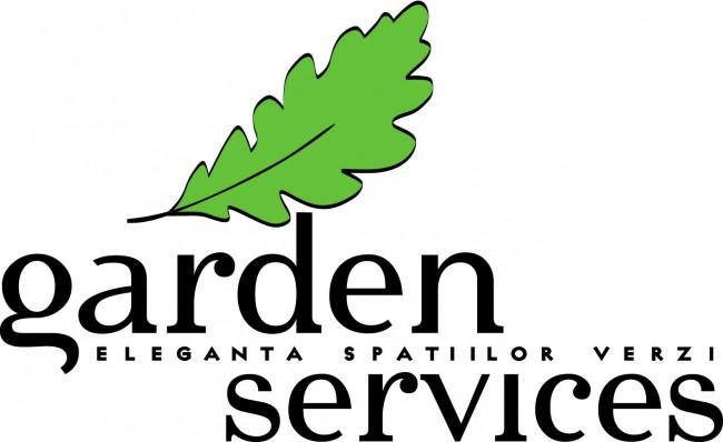 Logo Garden Services-Amenajare si intretinere gradini