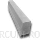 poza Borduri stradale mici 50 x 12 x 25 cm din beton vibropresat