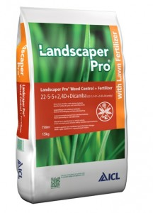 poza ICL (Everris) Weed & Feed pentru fertilizare si combatere buruieni (sac 15 kg)