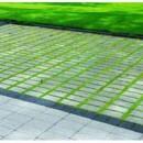 Pavaje autoblocante din beton vibropresat gama ECO GREEN care pot fi inierbate