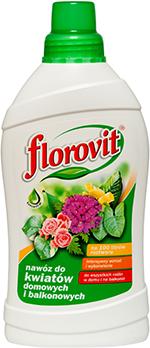 Ingrasamint Florovit ,pentru plante de ghiveci si flori de balcon. Poza 10887