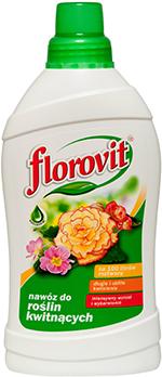 Ingrasamant Florovit pentru plante cu flori, 0.24 litri. Poza 11005