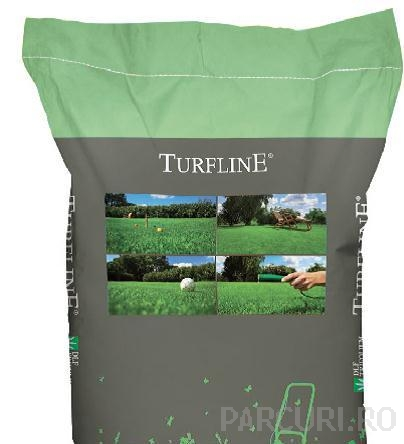 Seminte de gazon rizomatic obtinut din amestecuri de seminte de iarba rezistenta la umbra si la umiditate ridicata.