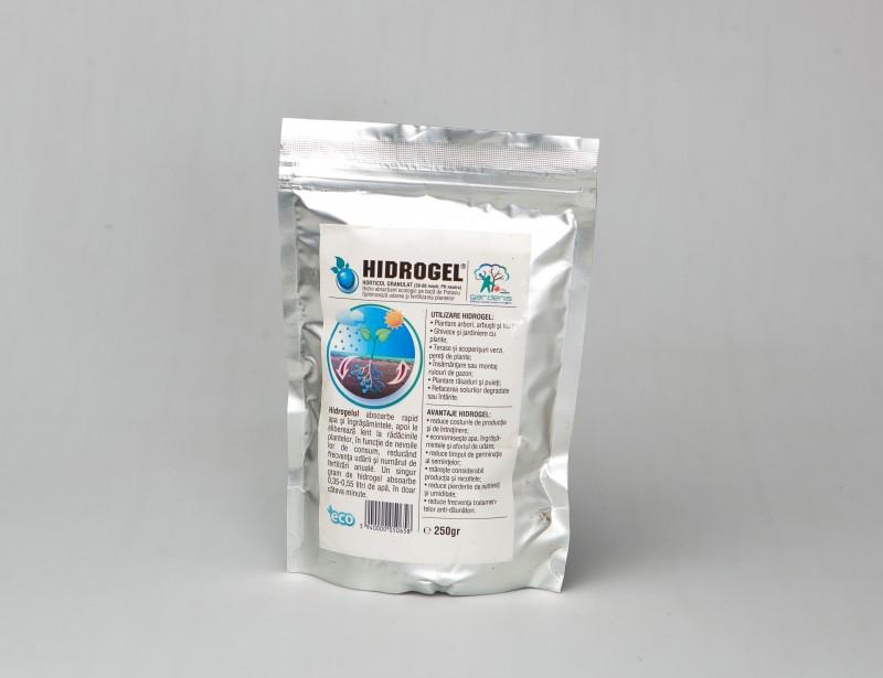 Hidrogel pentru agricultura in pungi de 250 grame