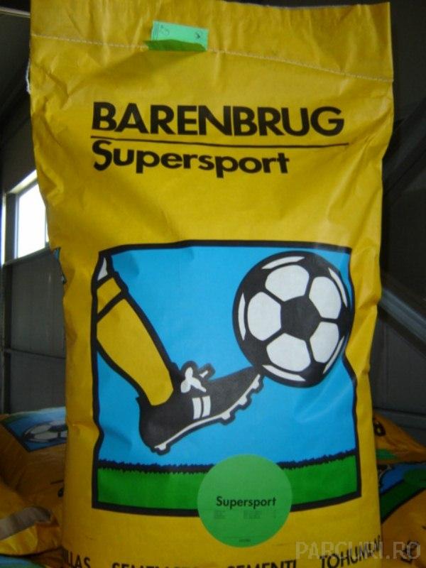 Seminte de gazon (seminte de iarba) pentru insamantarea terenurilor de fotbal sau a terenurilor de sport