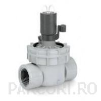 Electrovane (electrovalve, robineti electrici) pentru instalatiile de irigatii si sistemele de udare gradini.