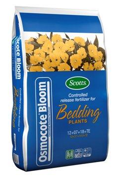 Ingrasamant chimic complex pentru fertilizarea plantelor de gradina si a florilor anuale si bienale Osmocote BLOOM 12+07+18+MEsac 25 kg |