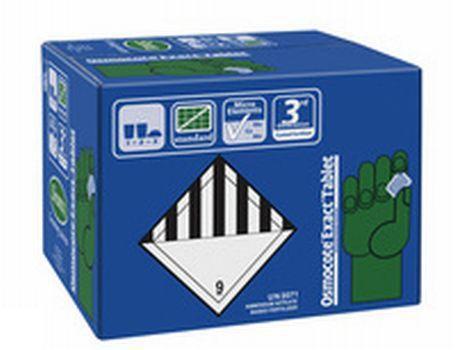 Ingrasamant plante Osmocote Exact Tablete 14+08+11+3Mg+ME cutie de 7.5 kg cu 1000 de tablete