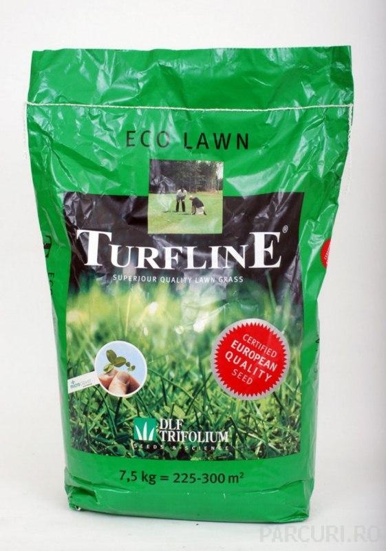 Seminte de iarba amestecate pentru obtinerea unui gazon deosebit ca aspect si rezistent la calcare