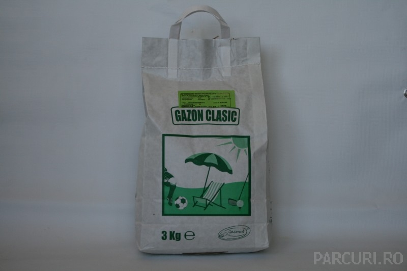 Seminte gazon clasic (sac 3 kg)