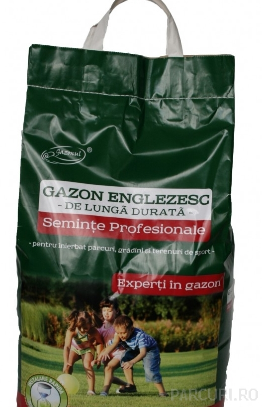 Seminte gazon fin (sac 4 kg)