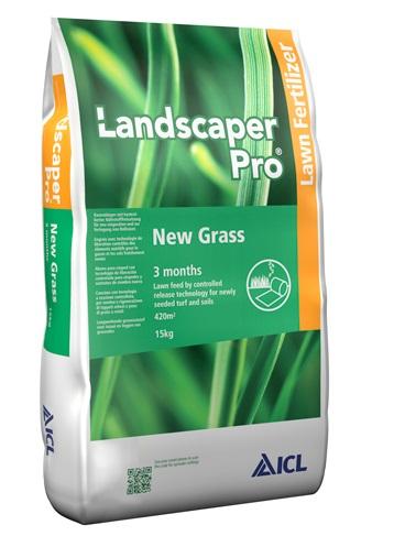 Ingrasaminte profesionale Everris (Scotts) New Grass-intretinere gazon-15 kg.. Poza 8822