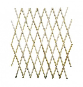 poza Gard extensibil din bambus