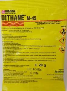 poza Fungicid DITHANE M 45