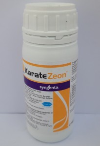 poza Insecticid KARATE ZEON