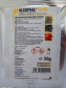 poza Fungicid ALCUPRAL 50 PU, 30 g