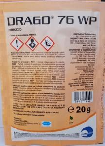 poza Fungicid DRAGO 76 WP