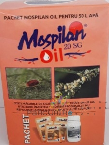 poza Insecticid MOSPILAN 20 SG + TOIL