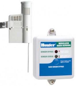 poza Senzor de ploaie Wireless Rain Click Hunter pentru sistemele de irigat