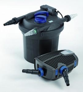 poza Set sistem de filtrare FiltoClear 6000 - 6mc
