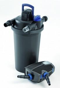 poza Set sistem de filtrare FiltoClear 20000 - 20 mc