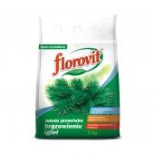 poza Ingrasamint complex Florovit, granulat, profesional pentru combaterea acelor maronii ambalaj 1 kg