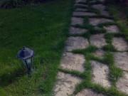 Galerie foto Alei pietonale de gradina si platforme din lespezi de piatra naturala: granit sau calcar
