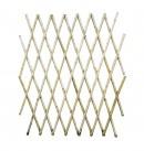 Garduri extensibile de bambus