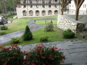 Amenajari terase gradini si spatii verzi cu plante, flori si gazon, scoarta de pin, pietris decorativ si alte materiale