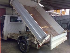 poza Transport zapade din deszapeziri cu masini de 3,5 tone/4 m.c.