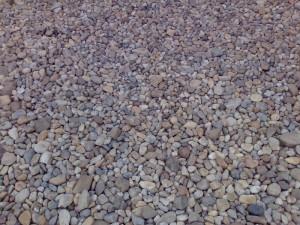 poza Pietris rotund diferite sorturi si dimensiuni pentru drenuri (drenaje drenari) de gradina (camion de 14 tone)