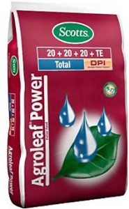 poza Ingrasamant complex Everris-Scotts Agroleaf TOTAL intretinere plante si flori 2 kg