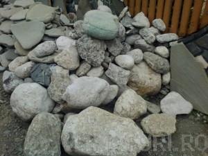 poza Bolovani rotunzi (piatra de rau)