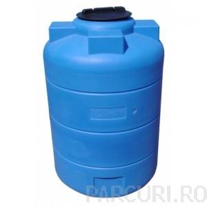 poza Rezervor cilindric 1000 litri pentru stocare lichide