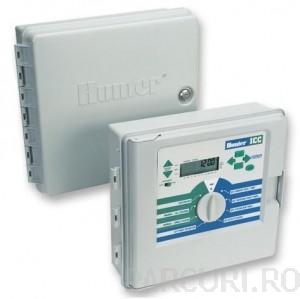 poza Programator electronic, controller pentru irigatii ICC Hunter, 8  circuite de udare