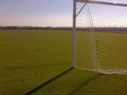 Teren de fotbal finalizat in Bucuresti