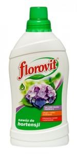 poza Ingrasamint Florovit , lichid pentru HORTENSII - ambalaj 1 l