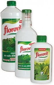 poza Ingrasamant Florovit pentru plante verzi, 1 litru