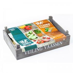 poza Pachet 3 plante aromatice (mix ierburi aromatice si seminte de legume)Square meter Vitamine pakket