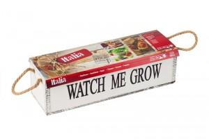 poza Pachet  plante aromatice (mix ierburi aromatice si seminte de legume)Watch me grow Italia